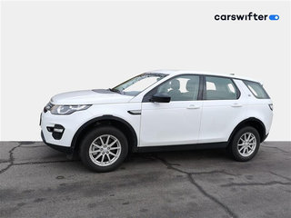 Land Rover Discovery Sport 2,0 Si4 Pure AWD 240HK 5d 9g Aut. - 2