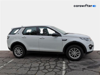 Land Rover Discovery Sport 2,0 Si4 Pure AWD 240HK 5d 9g Aut. - 3