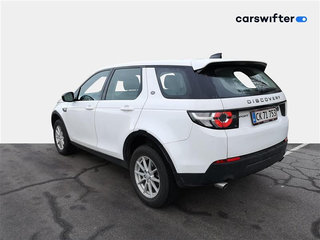 Land Rover Discovery Sport 2,0 Si4 Pure AWD 240HK 5d 9g Aut. - 4