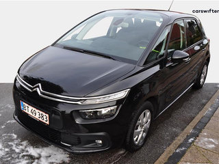 Citroën C4 Picasso 1,6 Blue HDi Feel+ start/stop 120HK 6g