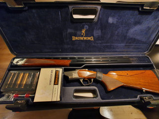 Browning Cynergy Sporting 71cm