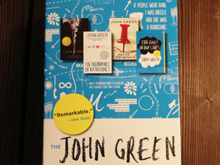 The John Green Paperback Collection, John Green