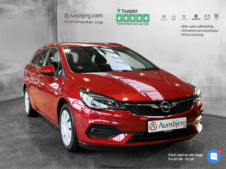 Opel Astra 1,5 D 105 Edition ST