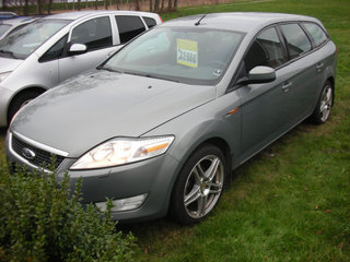 Ford Mondeo 2,0 st.car