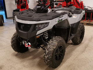 Arctic Cat 700i Alterra