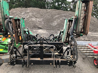 Ransomes 7 leds cylinderklipper