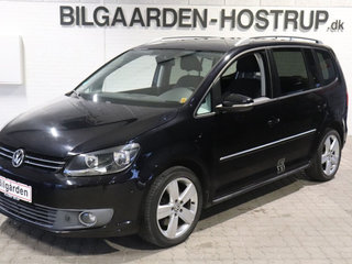 VW Touran 1,4 TSi 170 Highline DSG Van