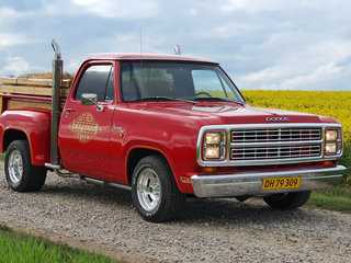 Dodge Lil Red Express Truck - 4