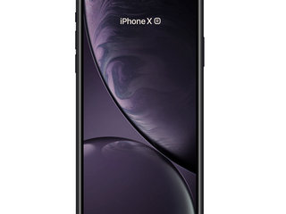 Apple iPhone XR 256GB (Sort) - Grade B - mobiltelefon