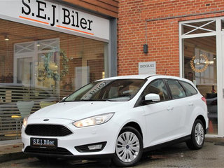 Ford Focus 1,5 TDCi Business 120HK Stc 6g