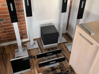 Højttalere subwoofer surround system