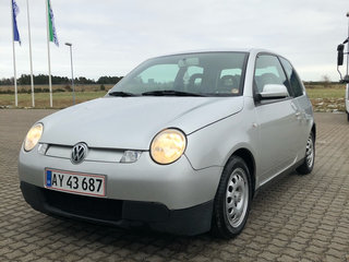 Pæn og god vw Lupo 2000