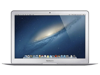 "13"" Apple MacBook Air - Intel i5 5250U 1,6GHz 256GB SSD 8GB (Early-2015) - Grade B - bærbar computer"