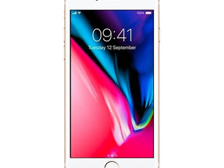 Apple iPhone 8 64GB (Guld) - Grade B - mobiltelefon