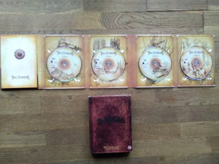 Two Towers dvd