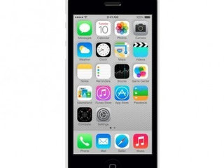 Apple iPhone 5C 16GB (Hvid) - Grade C - mobiltelefon