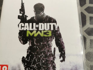 Call of duty modern warfare 3!!