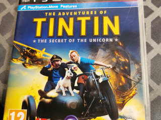 Tintin The secret of the unicorn!