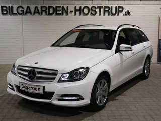 Mercedes C180 2,2 CDi stc. BE