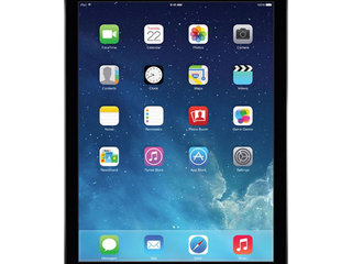 Apple iPad Air 32GB WiFi (Space Gray) - Grade C - tablet