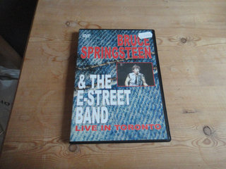 DVD - Bruce Springsteen & the E-Street Band  Live