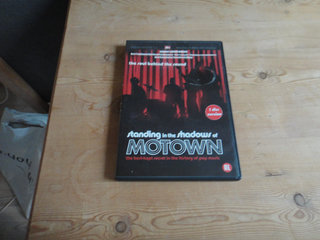 DVD - Standing in the Shadows of Motown