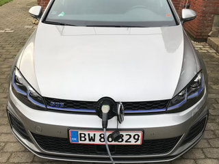 VW Golf GTE 2018