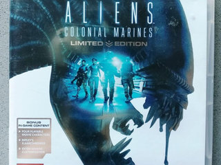 PS3 Aliens Colonial Marines - Limited Edition