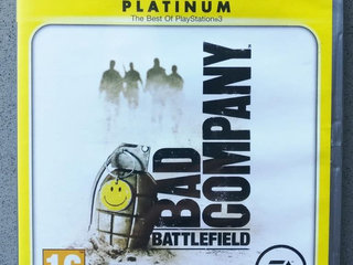 PS3 Bad Company Battlefield