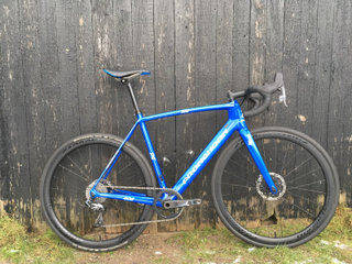 Pronghorn Carbon Road Classic Disc ? Force1 ? Size