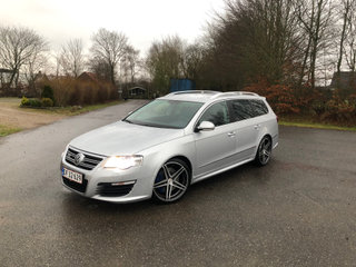 VW Passat R36 4motion