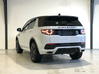 Land Rover Discovery Sport 2,0 TD4 180 SE aut. - 4