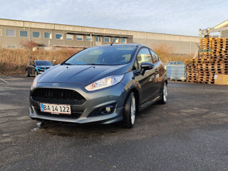 Ford Fiesta 1,0 Ecoboost - 140 Hk. 3d