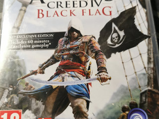 Assassin's Creed 4, black flag !!