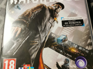Watch dogs ps3!!