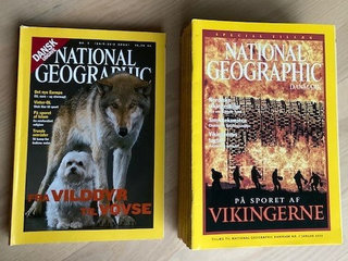 National Geographic  -14 stk.