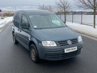 VW Caddy 1,9 TDi 105 Kombi Van - 2