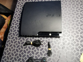 Ps3 slim 320gb!!