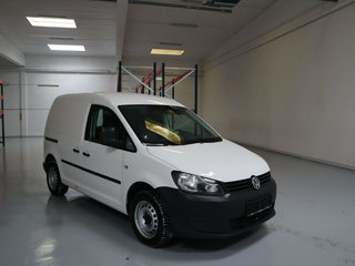 VW Caddy 1,6 TDi 75 BMT Van - 2