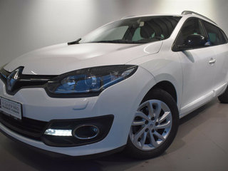 Renault Megane III 1,5 dCi 110 Limited Edition ST EDC