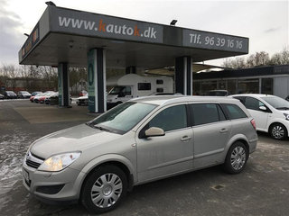 Opel Astra Wagon 1,8 16V Limited 140HK Stc