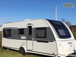 Knaus Sport 540 UE Silver Selection