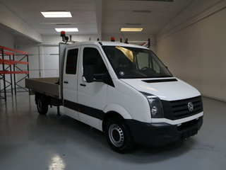 VW Crafter 2,0 TDi 163 Db.Kab m/alulad M - 2