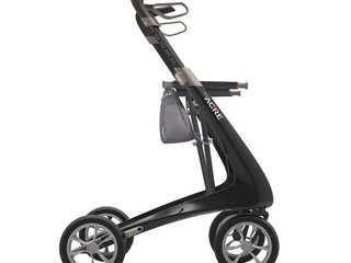 Rollator - ByACRE Carbon Ultralight - Sort - 4