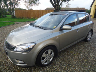 Kia Ceed 1.6 Cd 115 Hk. Ny model.
