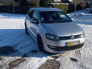 VW Polo 1,2 bluemotion