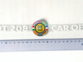 Bagsticker - Car of The Year