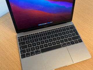 MacBook, Retina (12 inch), 1,3 GHz, 512GB