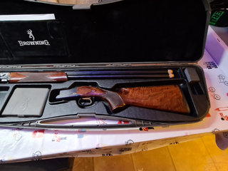 Browning 725 black edition
