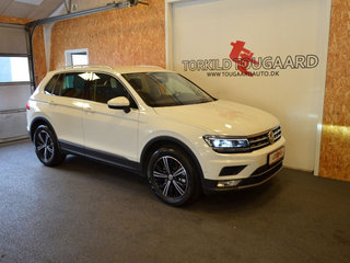 VW Tiguan 2,0 TSi 180 Highline DSG 4M